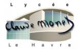 Lycée Claude Monet